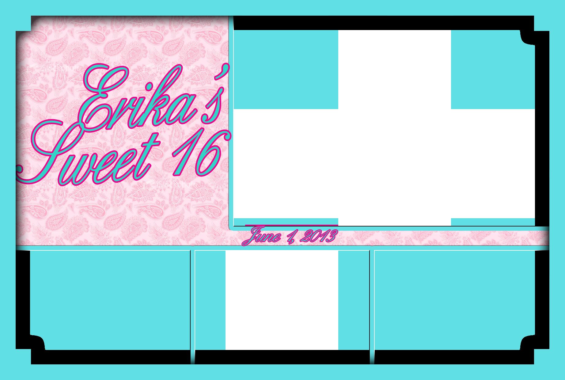 Erika's Sweet 16