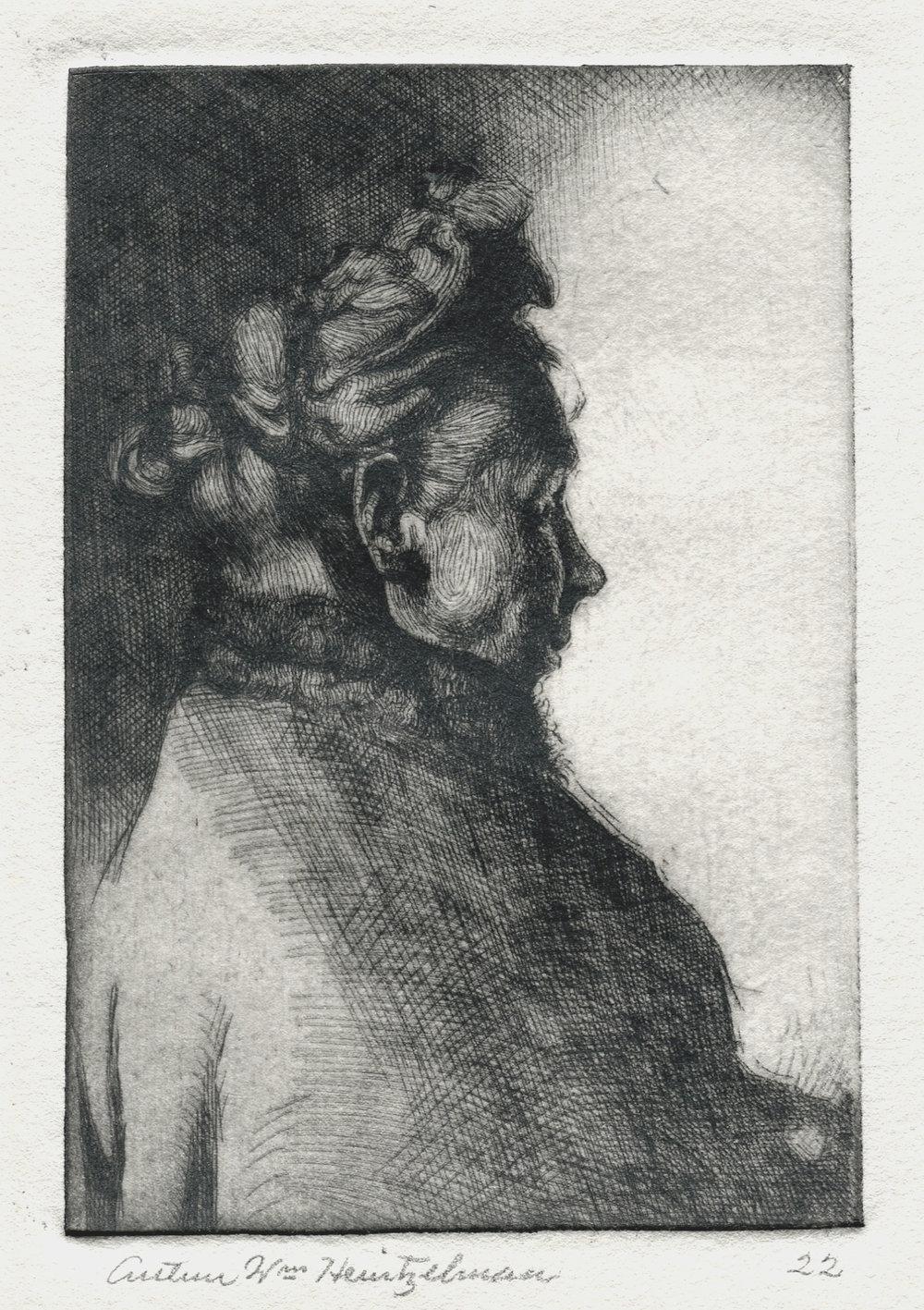 Arthur William Heintzelman (1891 - 1965) — Brier Hill Gallery