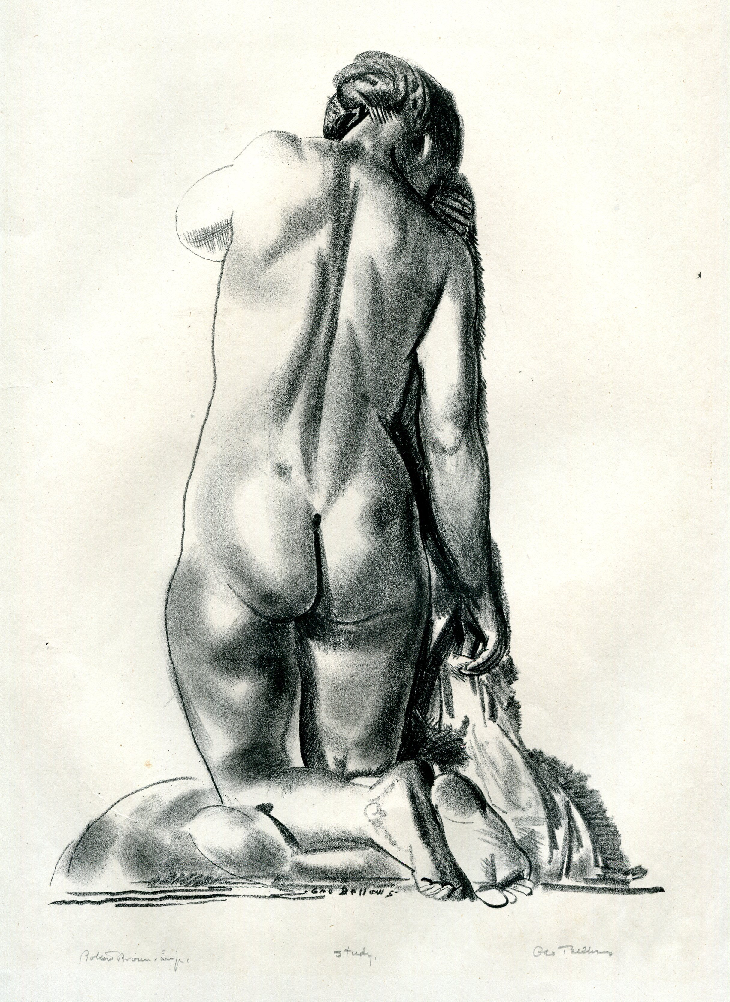 Judith Roddy Nude