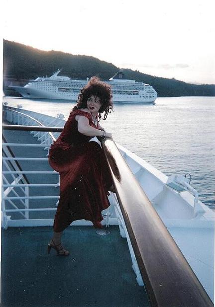 Titanic Reenactment