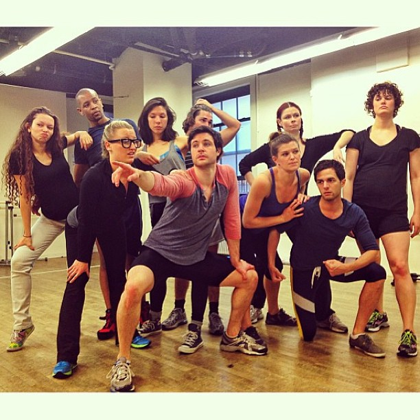 Spandex the Musical