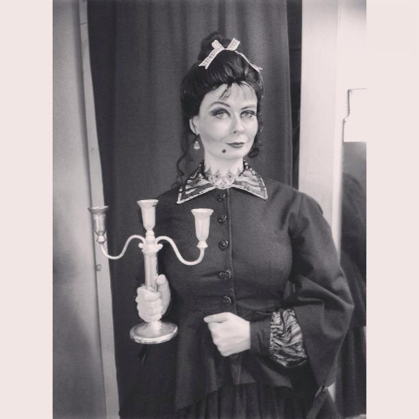 Frau Blucher