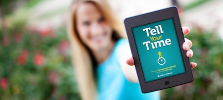 Affiliate links for Tell Your Time