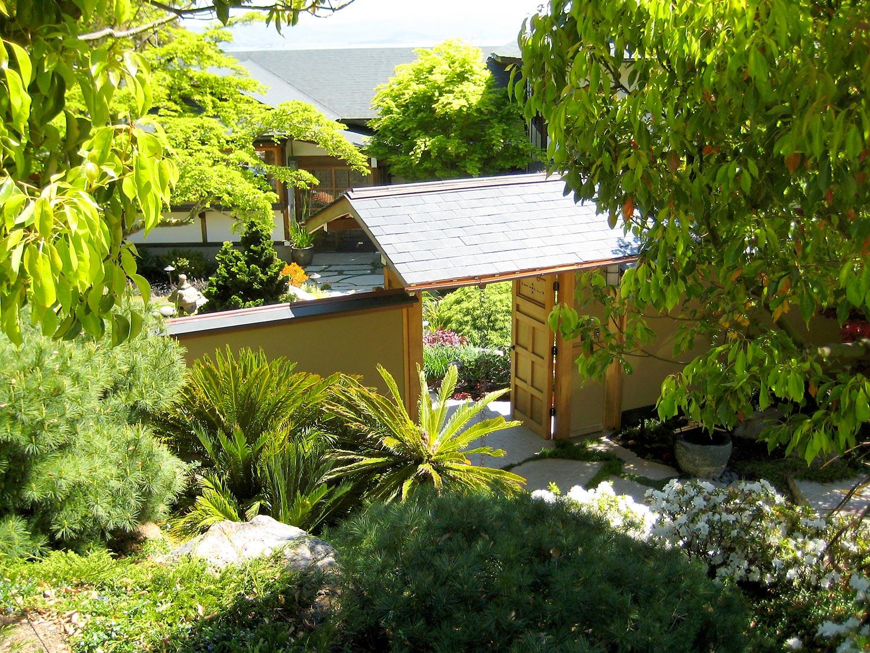 Japanese House & Garden
