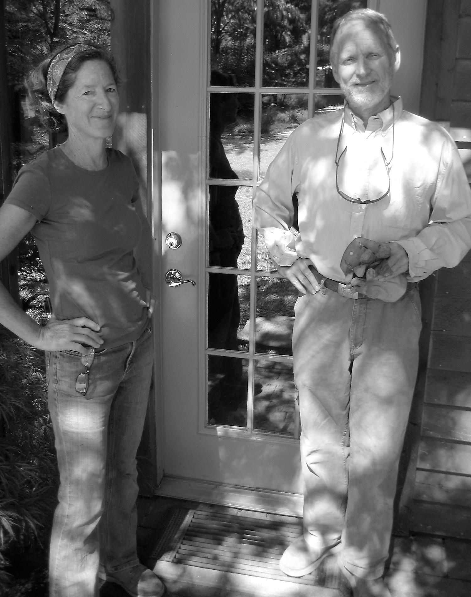 Jim and Susan Pyle