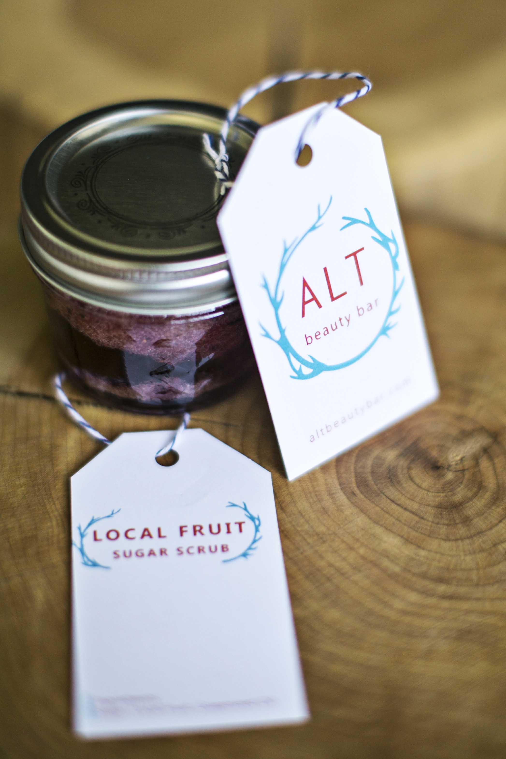 Packaging: ALT Beauty Bar, Atlanta, GA