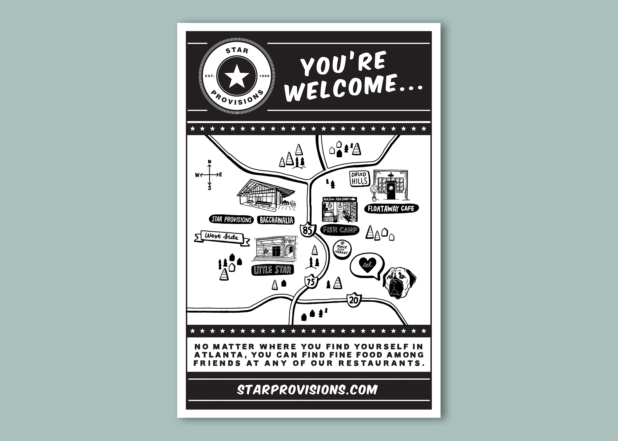Star Provisions, ad