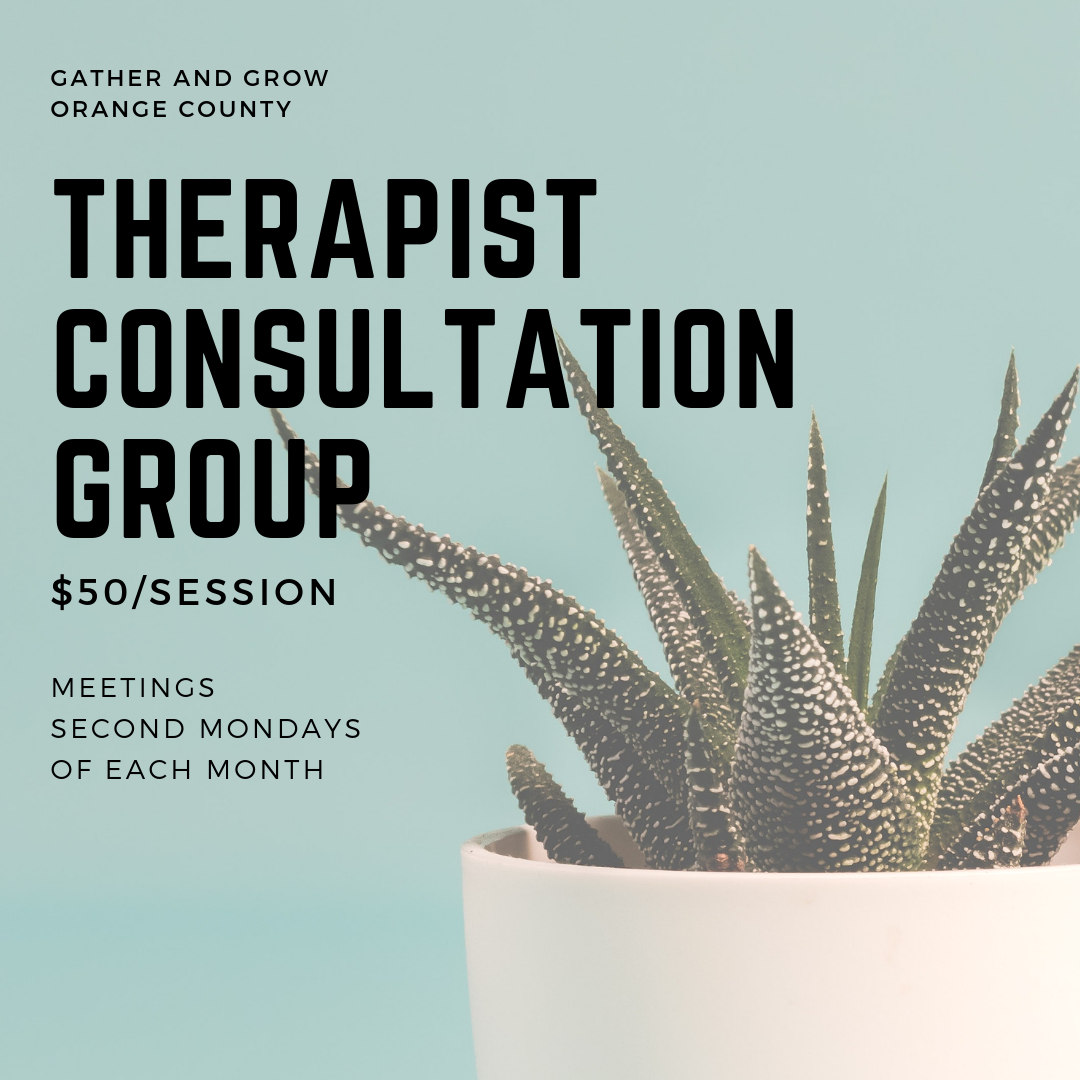 LGBTQ Affirming, Sex Positive and Trauma Aware Consultation Group