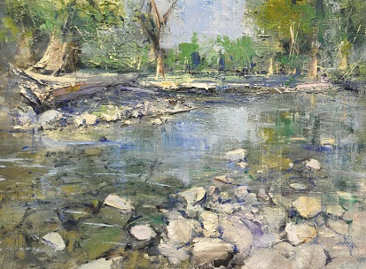 Mike Wise_Cottonwood Creek_12x16_1650new.jpg