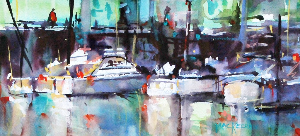 MacKechnie, Petersburg Harbor, Watercolor,  12x20_sm.jpg
