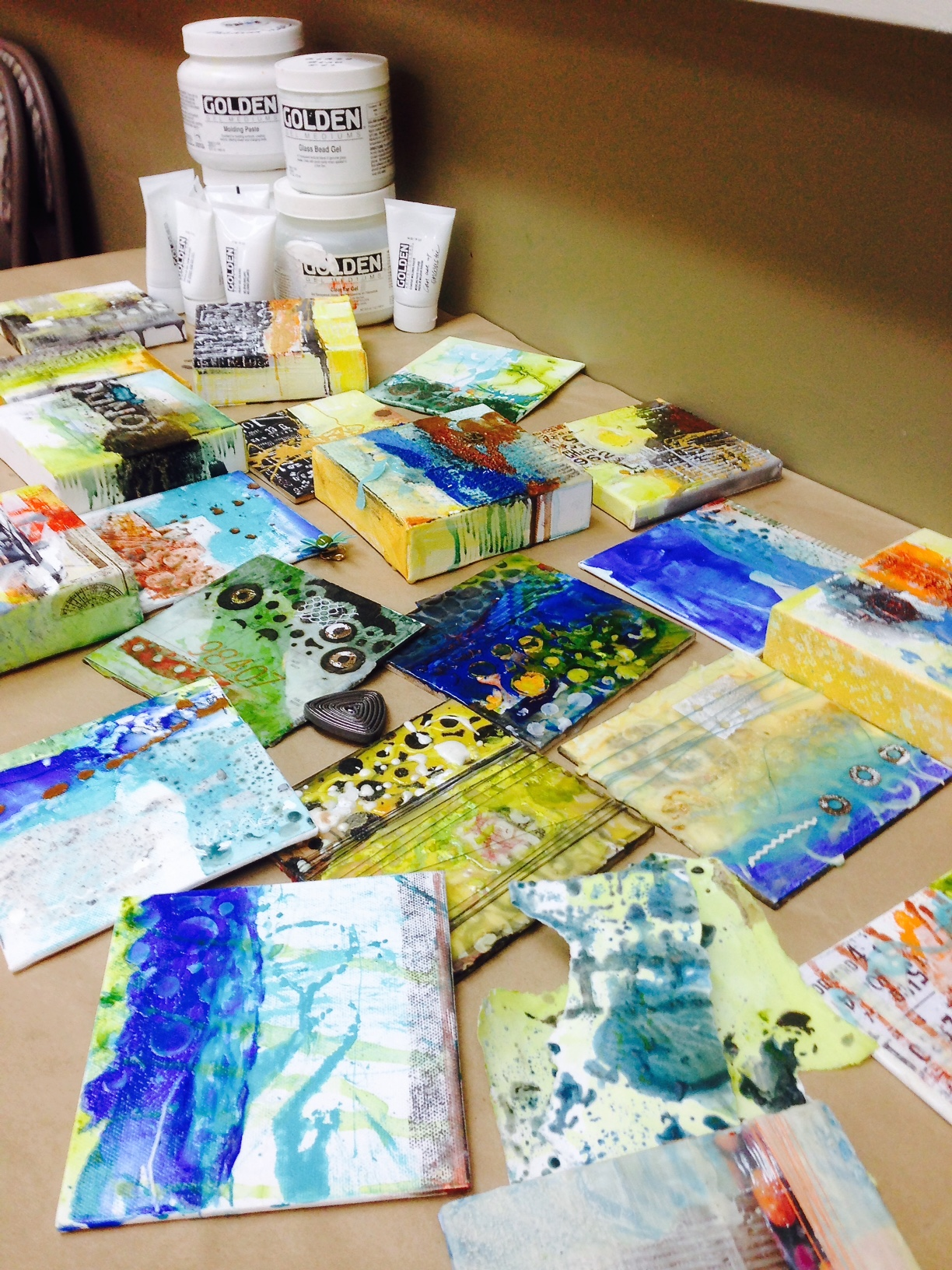 image Paint a Series Students work massed.jpg