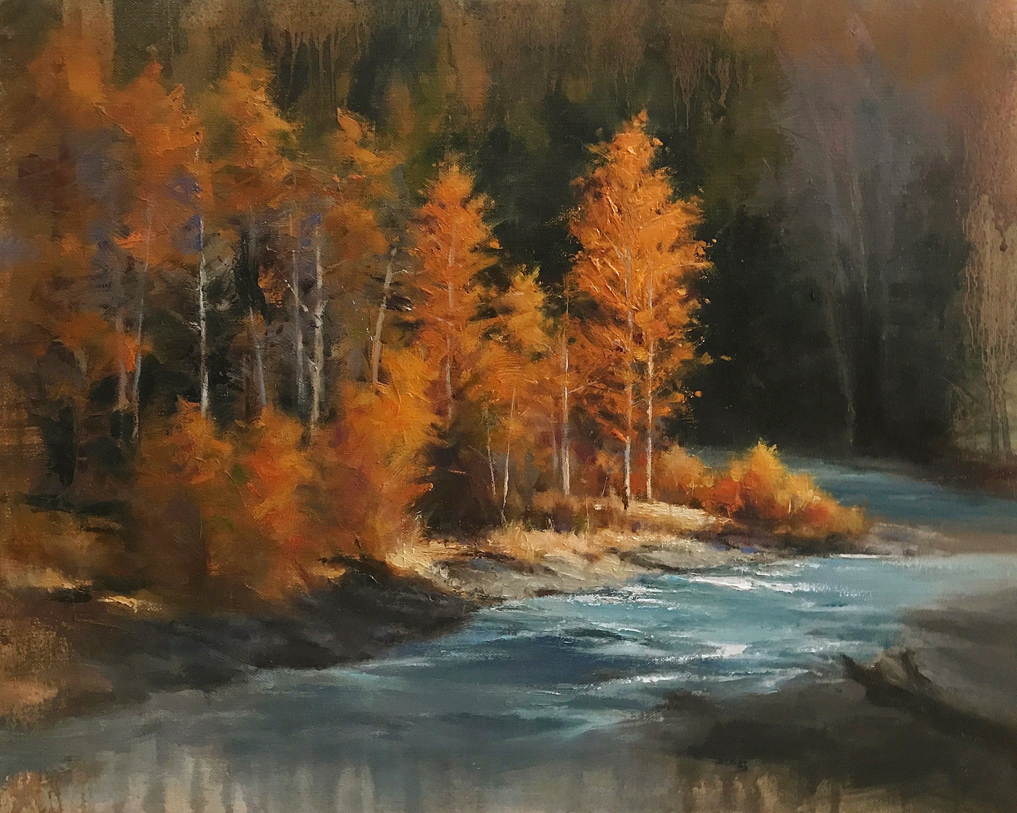 Autumn Gold_16x20 (22x26)_$2150.jpg