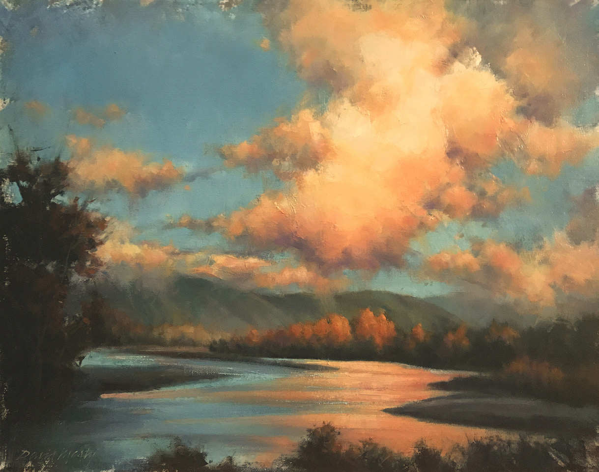 D marty_Evening on the Snohomish_16x20 (22x26)_$2150.jpeg