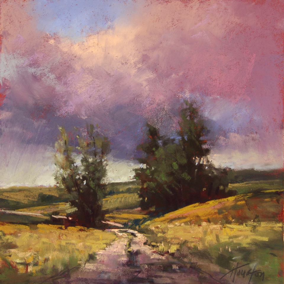 Amada Houston_Road to Hope 18x18 Pastel.jpeg