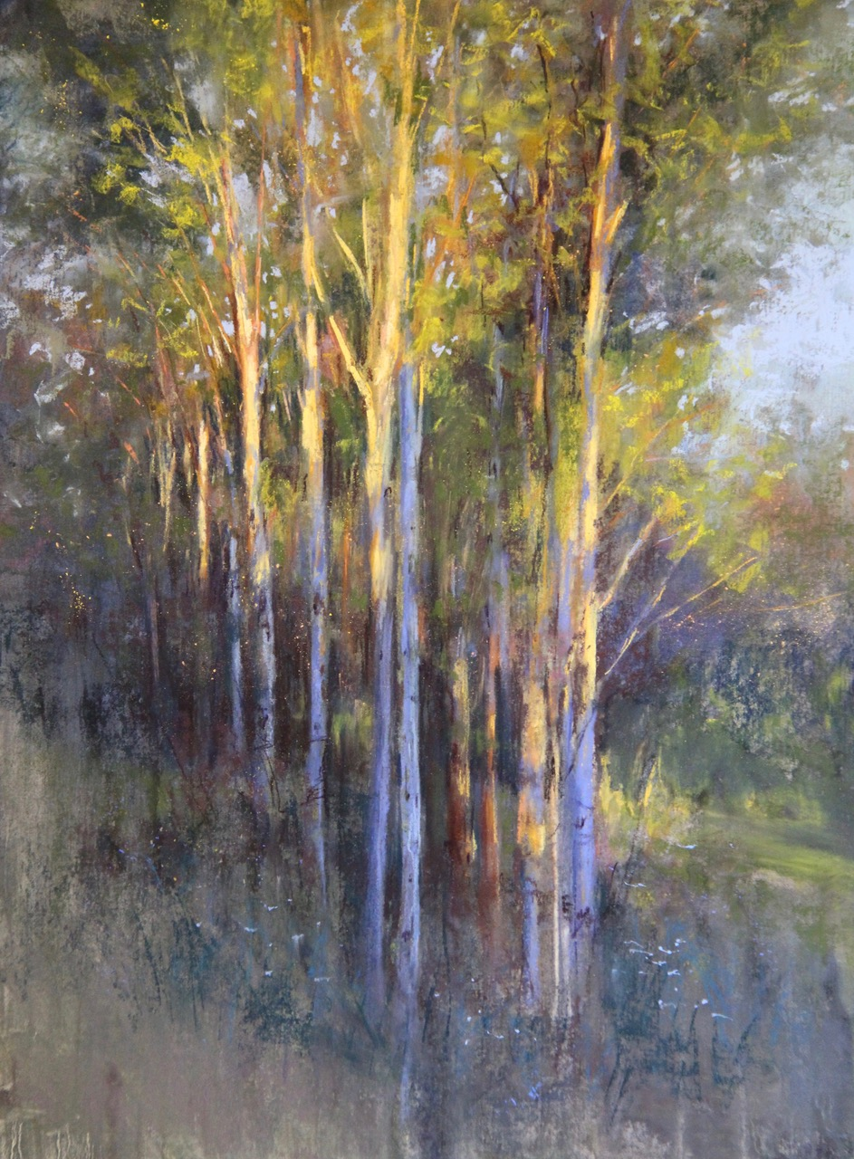 Amada Houston_Tree Whispers  18x24 pastel.jpeg