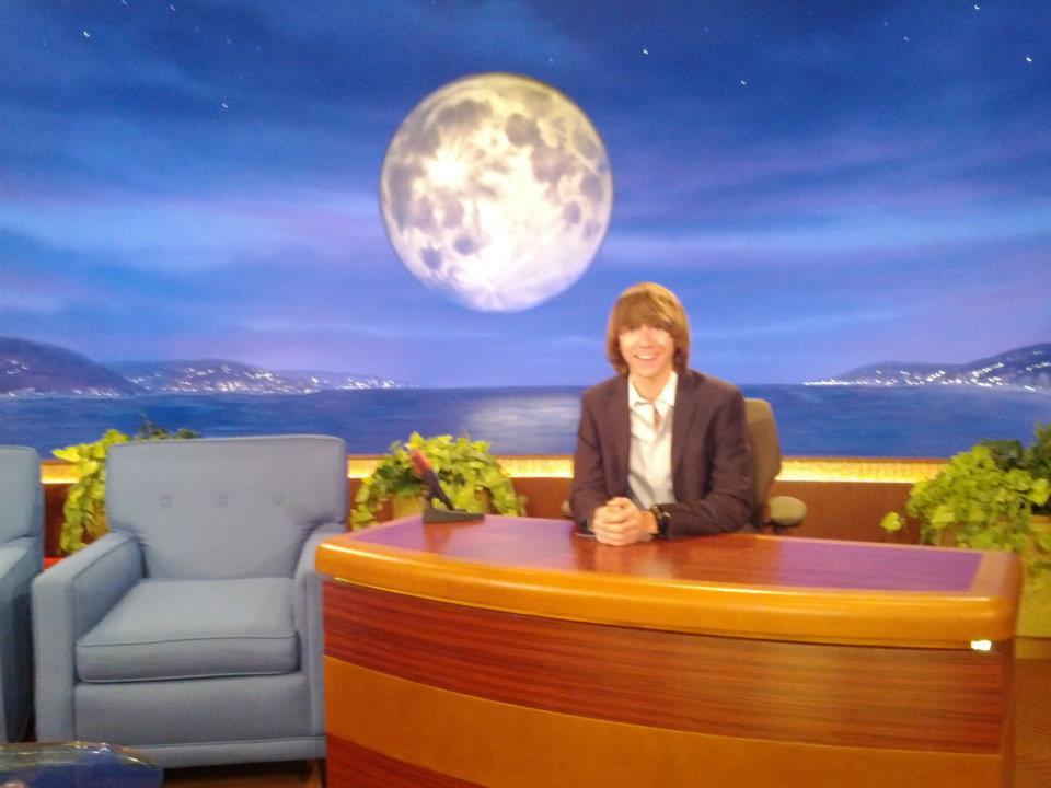 Tonight on Conan...