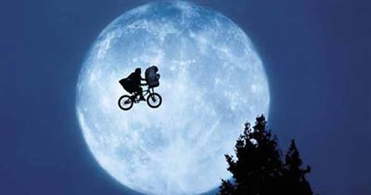 3. E.T. The Extra Terrestrial