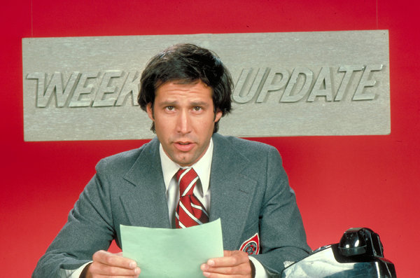 20. Chevy Chase