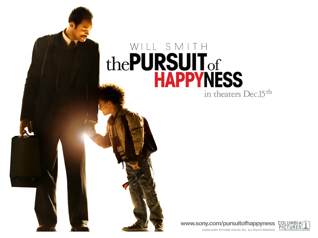 100. The Pursuit of Happyness