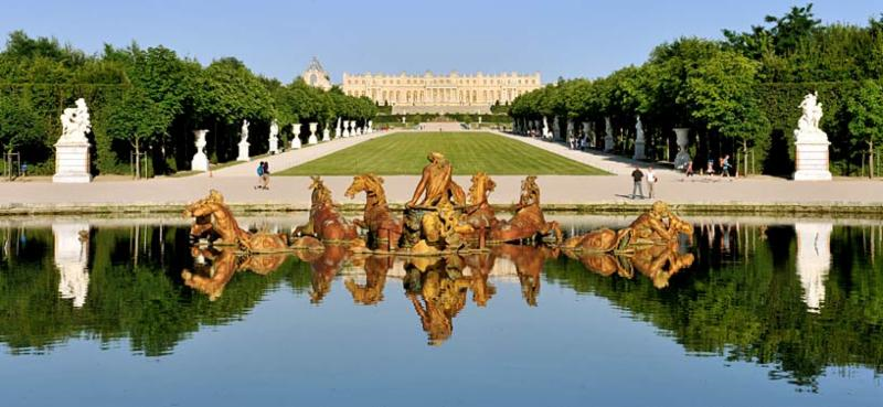 Versailles, Louis and Marie's Country house