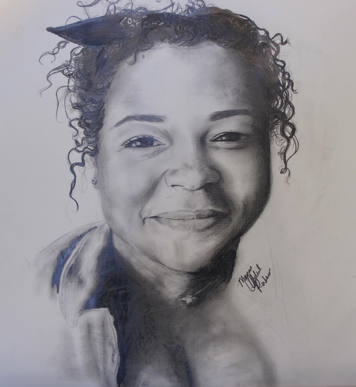 Manar Abdul Rahman- Drawing II