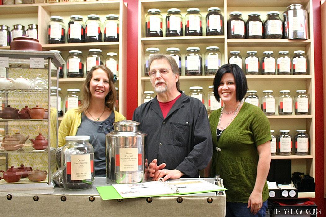 Zandra, Robert Heiss and Karen June