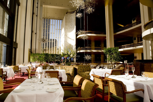 Photo Credit:   The Grand Tier Restaurant