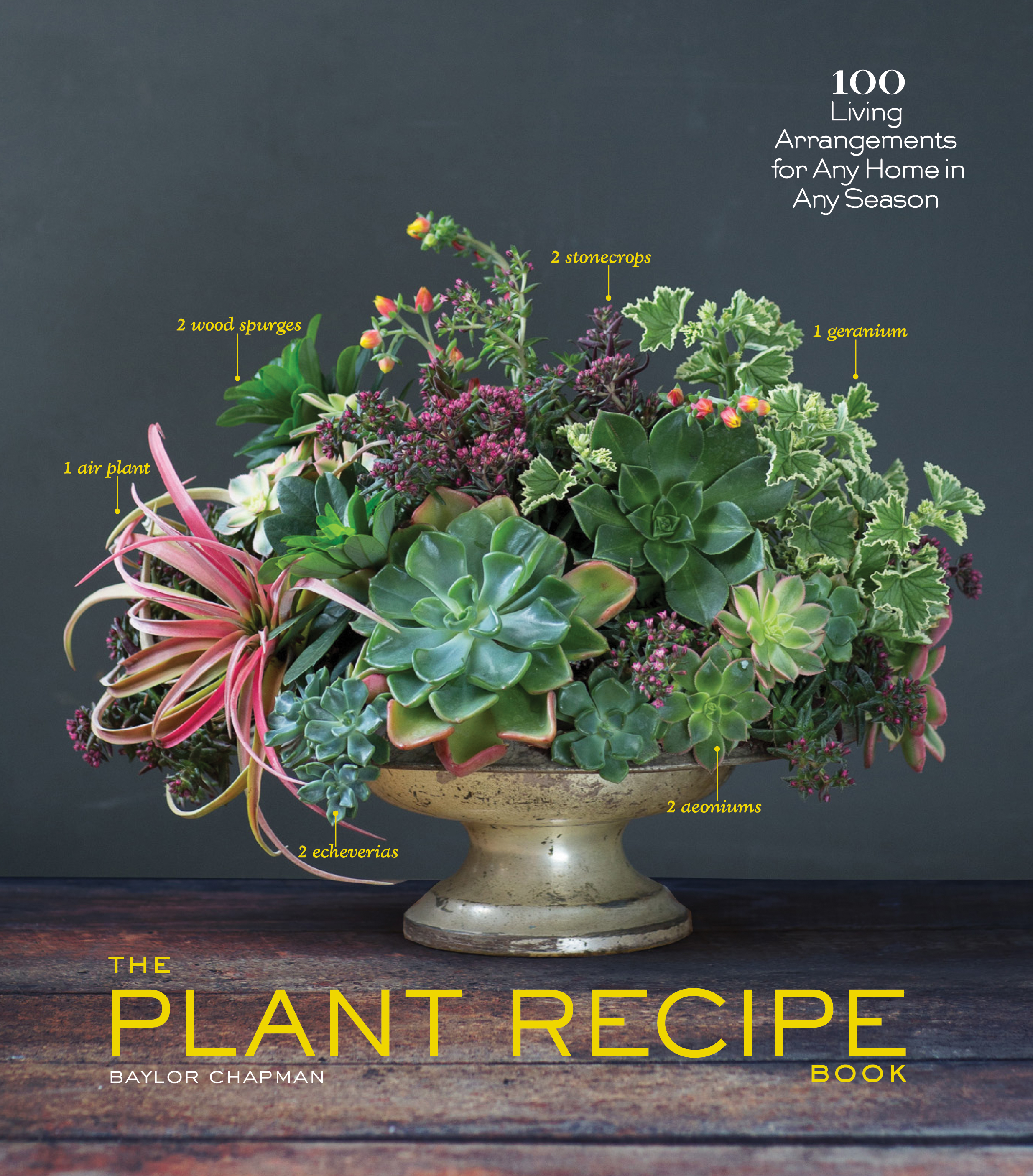 Excerpted from The Plant Recipe Bookby Baylor Chapman (Artisan Books). Copyright (c) 2014. Photographs by Paige Green