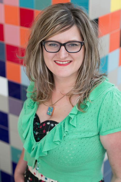 Nicole Stevenson of  Show & Tell Design Studio