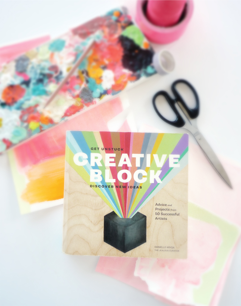 Creative Block by Danielle Krysa