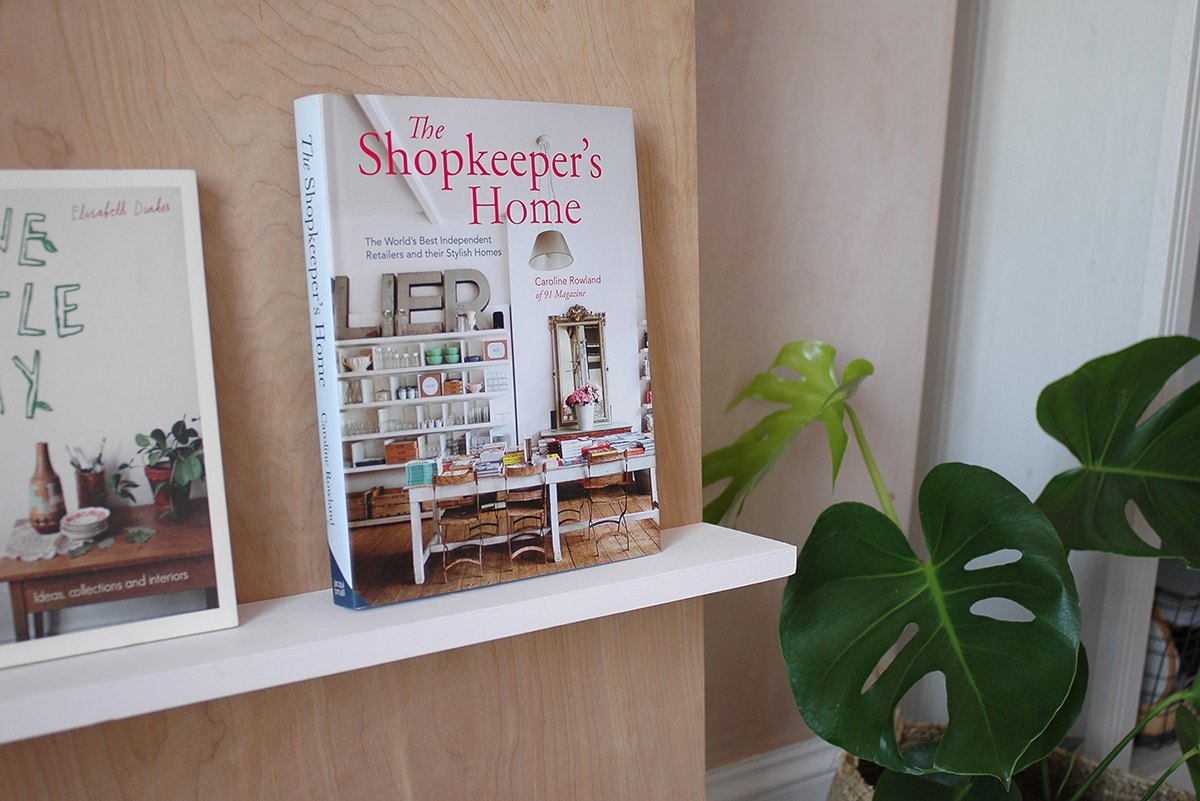 Photography by Caroline Rowland : The Shopkeeper's Home