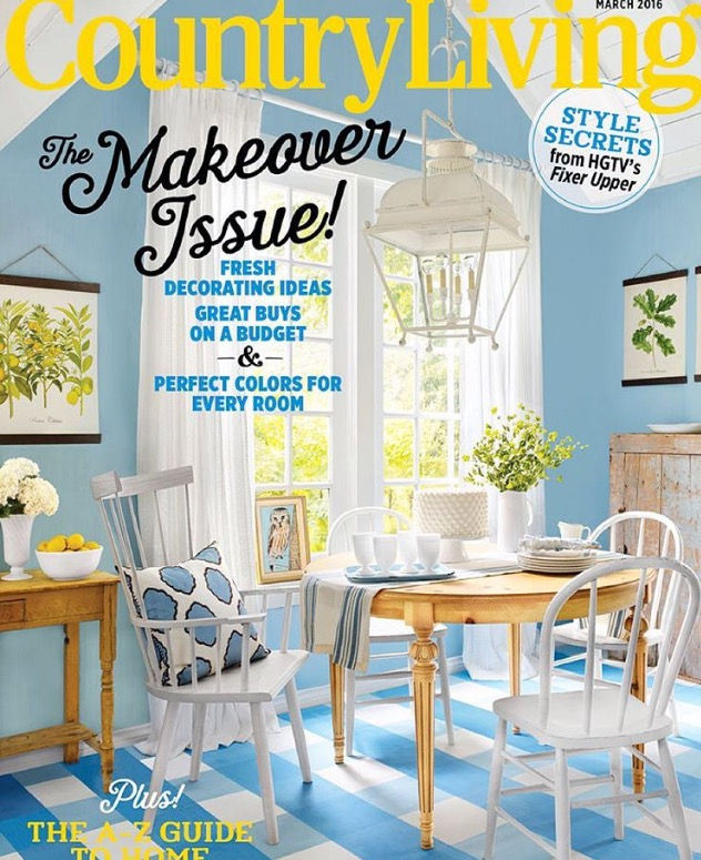 Styling Becki Griffin, Photograph Annie Schlechter for Country Living Magazine