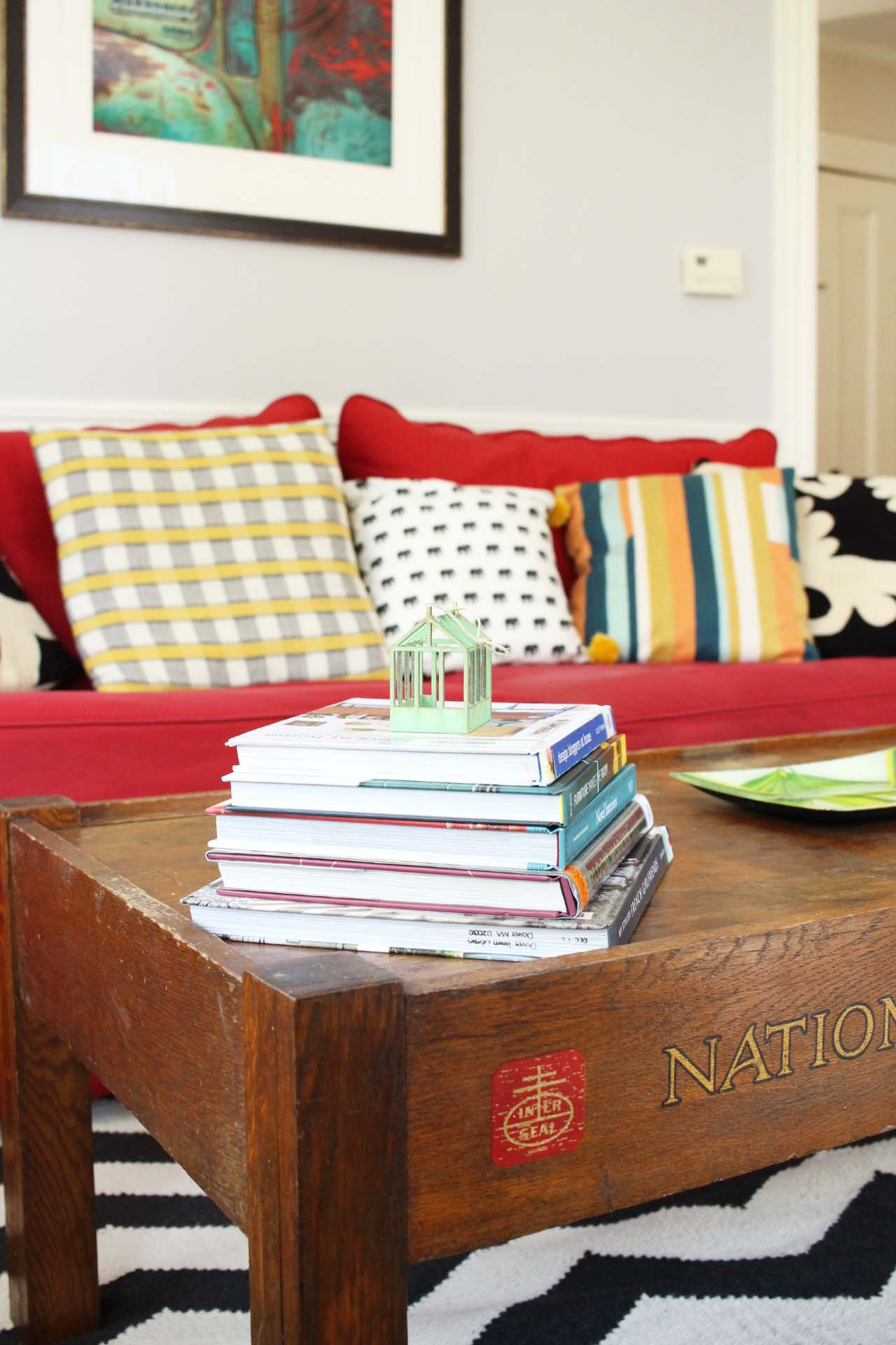 Zandra's National Biscuit Company Table