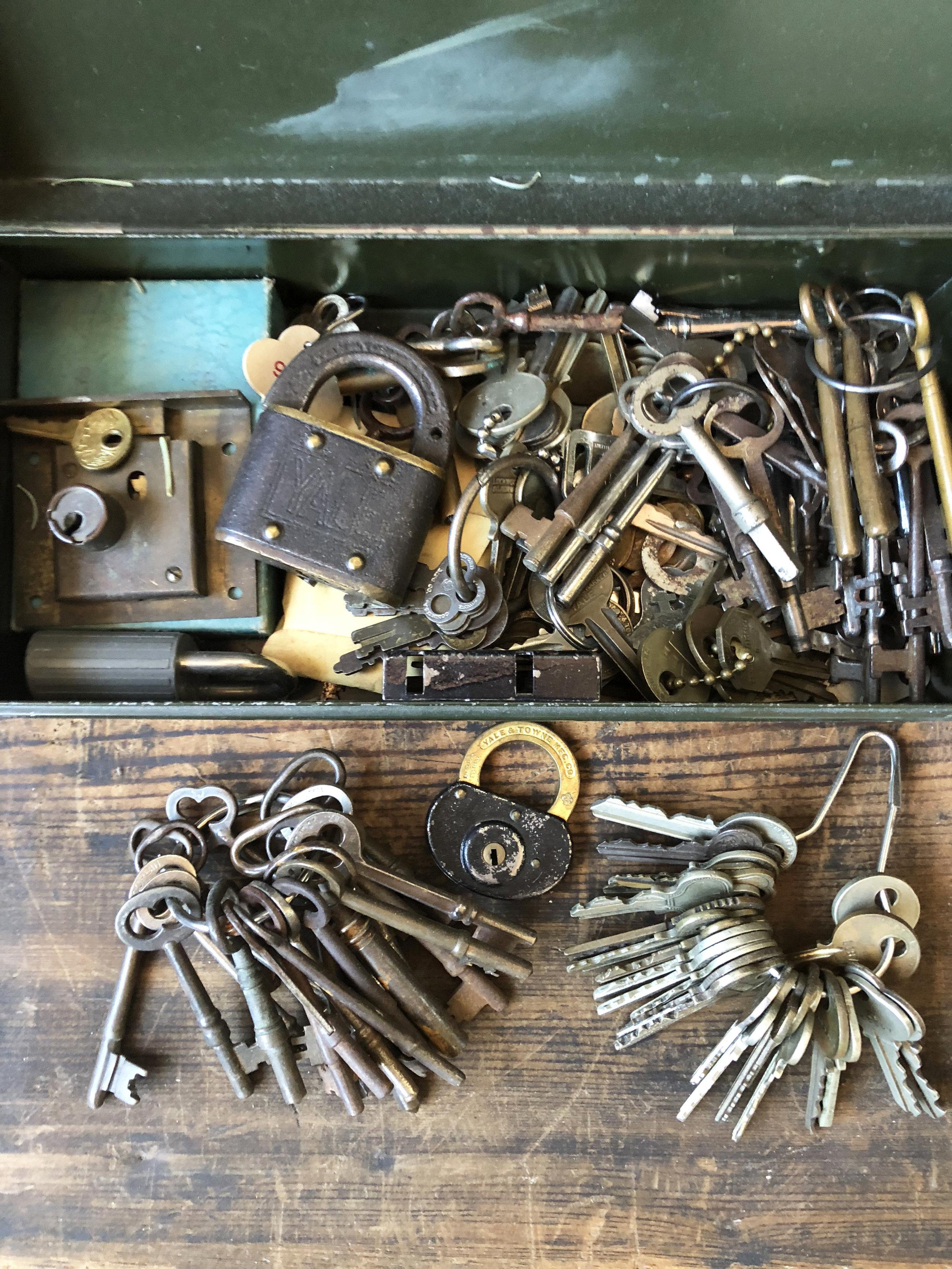 Karen's Keys
