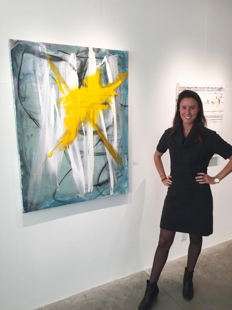 ABIGAIL OGILVY Gallery Owner