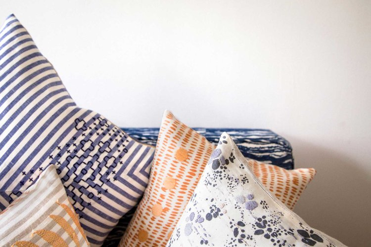 """REBECCA ATWOOD Designer/Author: """"Living With Pattern"""""""