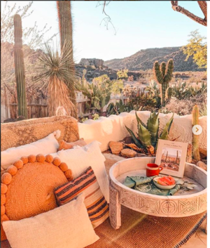 JOSHUA TREE HOUSE: Sara & Rich Combs