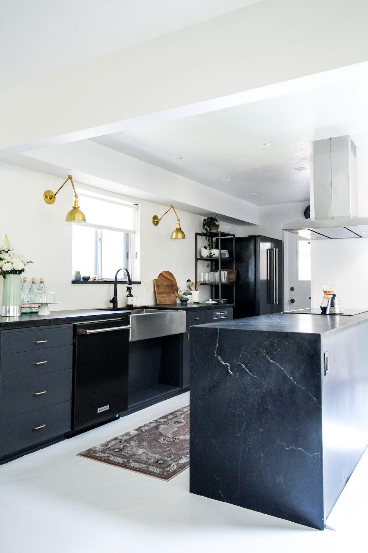Alberene Soapstone, We Three Design