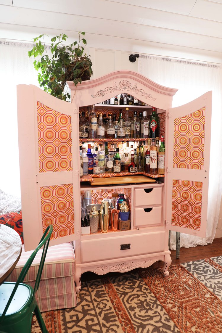 "The ""Barmoire"""