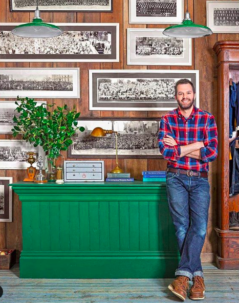 Photo by Christopher Dibble for Country Living Magazine