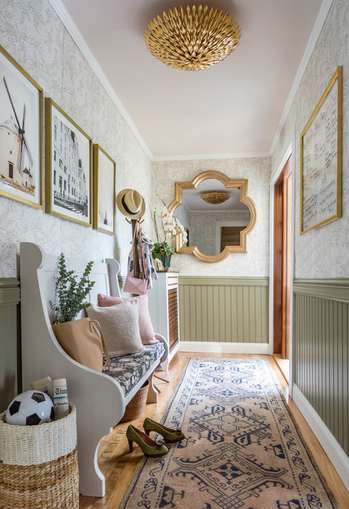 Mudroom, Photo by Eric Roth