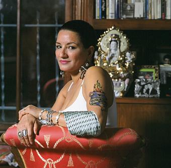 Ms. Cisneros - woman, poet, chingona.