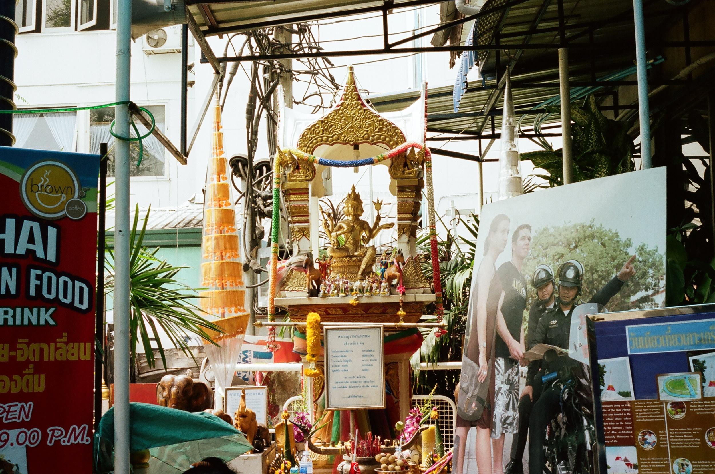 Shrines everywhere, so beautiful