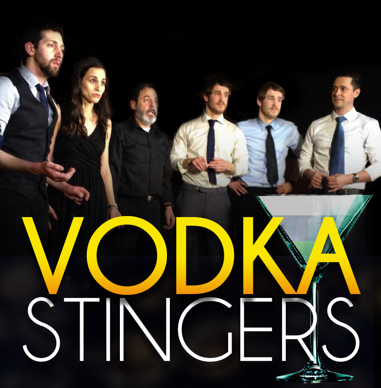 Vodka Stingers