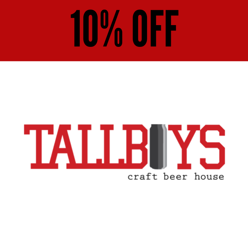 (838 Bloor Street West)  Tallboys serves Ontario craft beer exclusively and works with small independent breweries. They pride themselves on offering premium craft beer, and similarly our kitchen will serve handmade quality products that we describe as craft food.