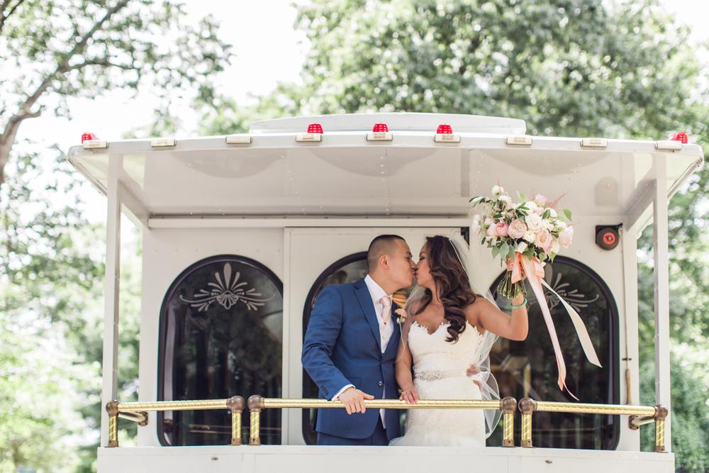 elm-bank-garden-wedding-trolley