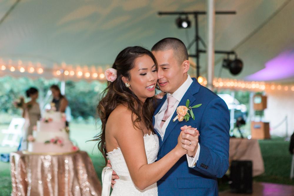 elm-bank-garden-wedding-first-dance