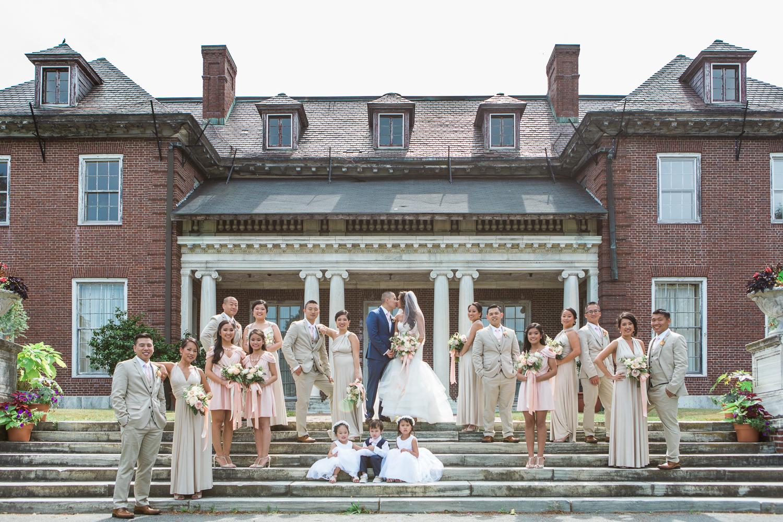 elm-bank-garden-wedding-bridal-party