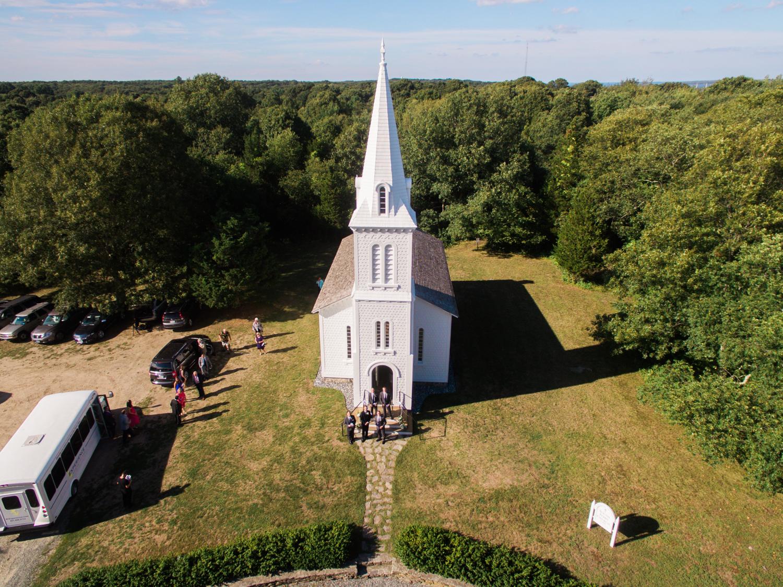 south-ferry-church-wedding-aerial-drone-photography