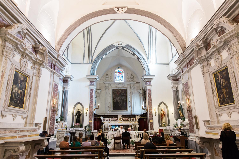 ravello-wedding-Chiesa-di-San-Francesco-ceremony